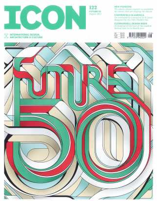 "Li Hu was nominated the ""Future 50"" by ICON magazine"