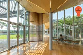 OPEN Architecture - HEX-SYS Interior Design Best of Year Award 2016