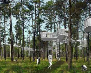 OPEN Architecture Treehouse