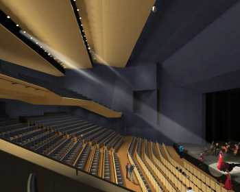 OPEN Architecture Pingshan Performing Arts Center