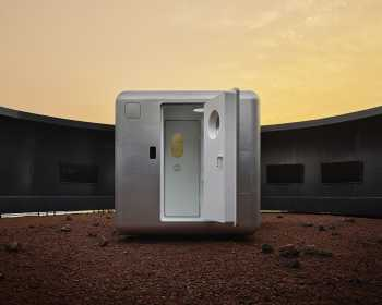MARS Case © China House Vision Nacasa & Partners